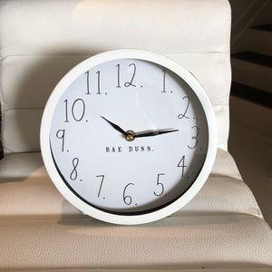 NWT Rae Dunn Clock